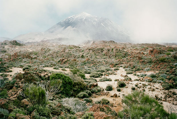 Meike Nixdorf, In the Orbis of El Teide