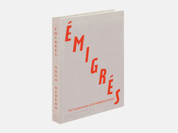 Our forthcoming book Émigrés