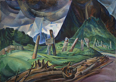 Emily Carr, Vanquished (1930)