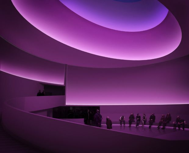 James Turrell on tour in the US this summer