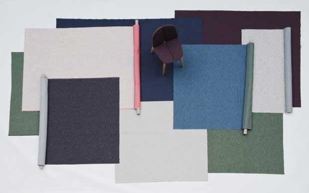 Canal, Moraine, Gravel - Ronan and Erwan Bouroullec for Kvadrat