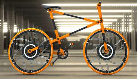 fabulous folding bicycles design edit phaidon