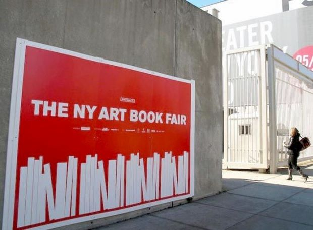 In NYC? Love art books? Then we've just got to meet!