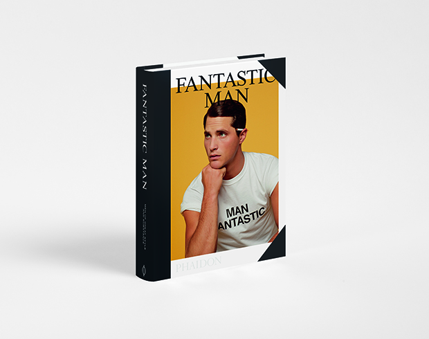 Our new Fantastic Man book