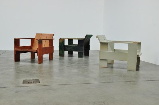 Design Stoelen Utrecht.Gerrit Rietveld Revitalised By Studio Job Design Agenda Phaidon