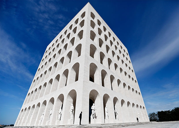 Mussolini's Roman palazzo is Fendi's new HQ