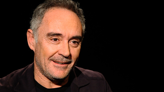 Watch Ferran Adrià at the FT dinner in New York