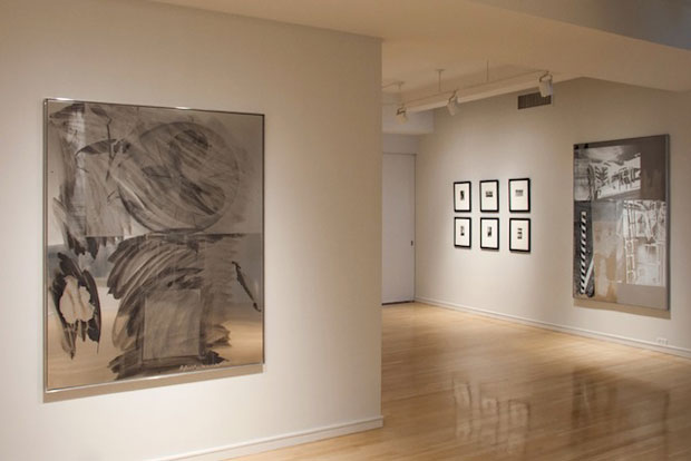 Installation view of the Pace/McGill exhibition