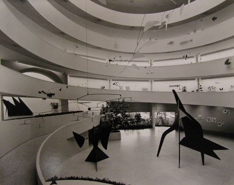 The Guggenheim's 1964 Calder exhibition