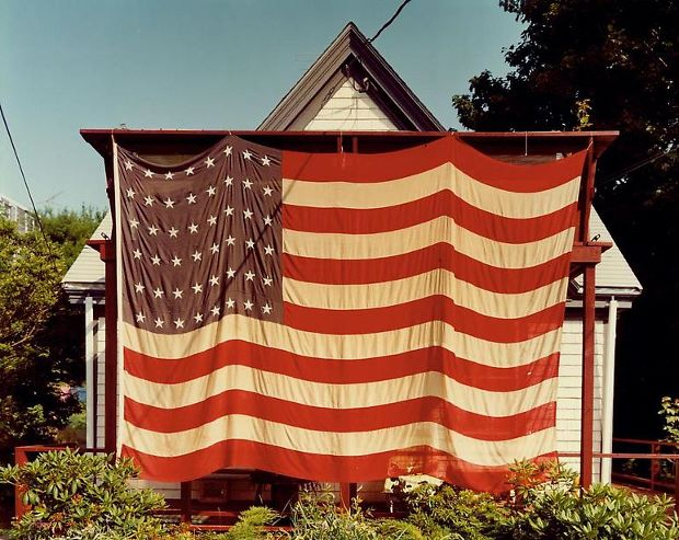 July 4th, Provincetown, 1983, by Joel Meyerowitz