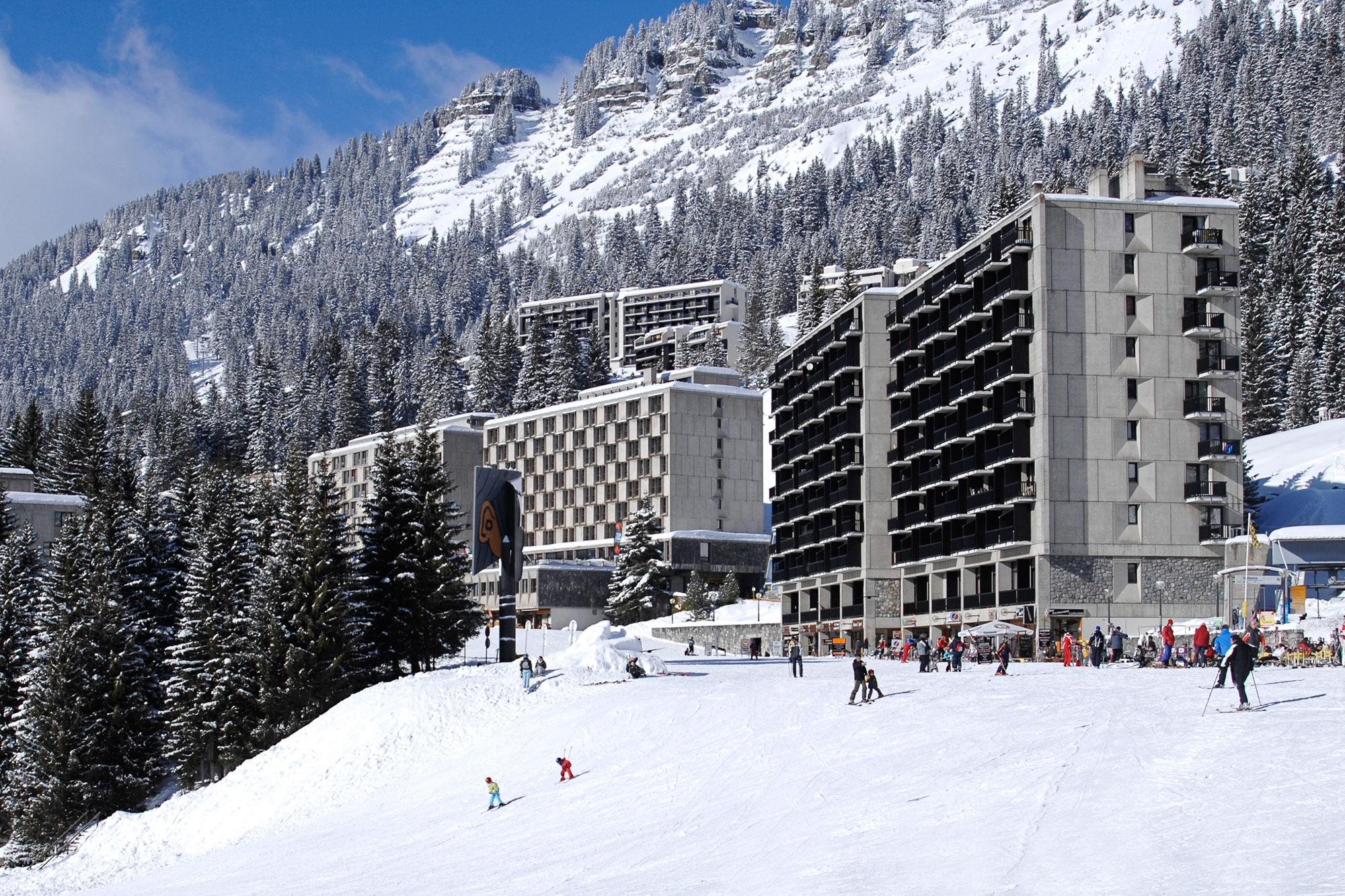 Ski Hotels France