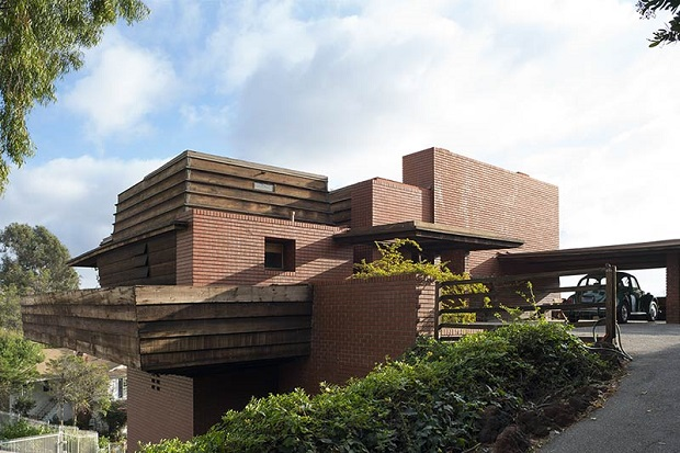 Frank Lloyd Wright's $3m starter home