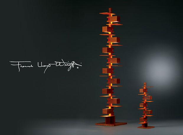 Taliesin 4 Lamp Frank Lloyd Wright Yamagiwa