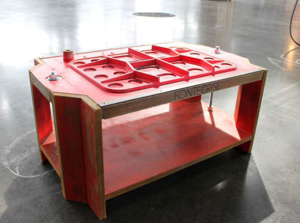 Fontegrise recycled furniture