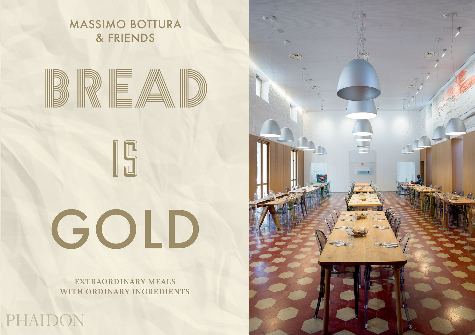 Bread is Gold and a Food for Soul donation – a gift for caring cooks