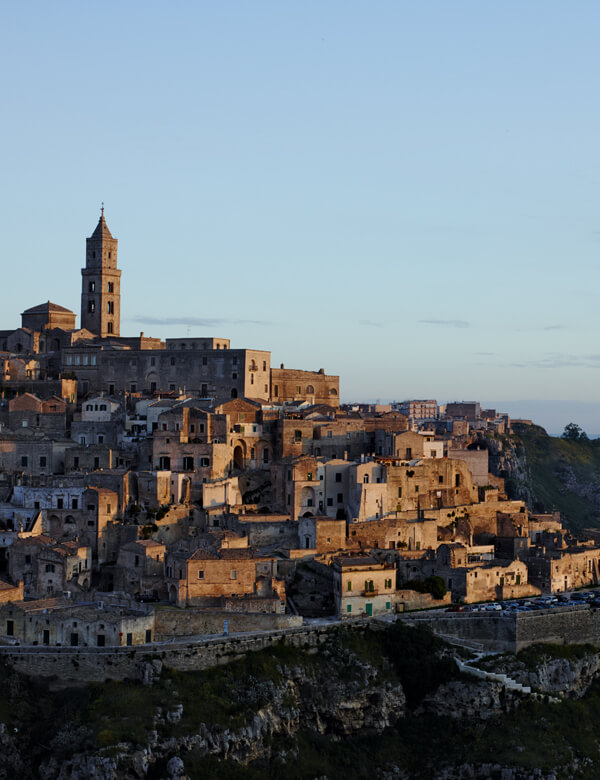 Matera in Puglia, southern Italy. As featured in our book Puglia
