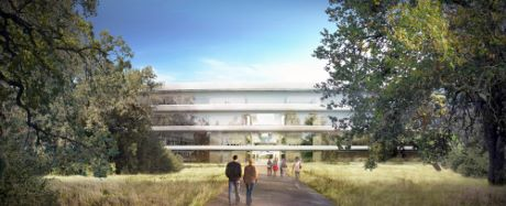 Foster + Partners Apple Campus