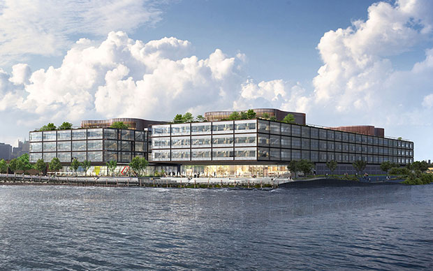 Red Hook - Foster + Partners
