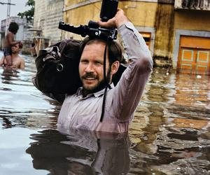 When Steve McCurry shot the Indian monsoon