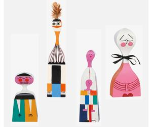 Cool Designs for Cultured Kids - Alexander Girard's dolls