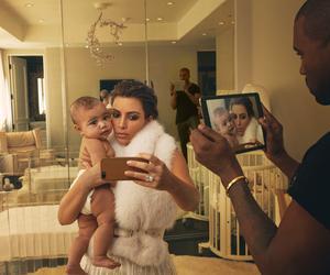 How Annie Leibovitz captured Kim and Kanye's selfie side