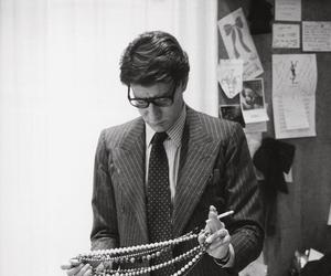 Why Yves Saint Laurent didn't like diamonds