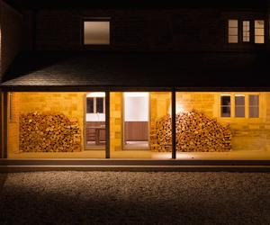 Pawson Projects: Home Farm, England