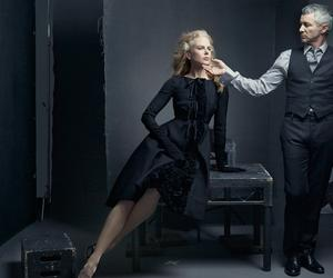 How Annie Leibovitz captured Nicole and Baz's chemistry