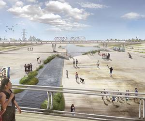 Frank Gehry's green dream for the LA River