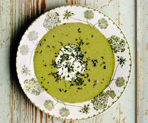 The Phaidon Nutri Blast: Pea and Mint Soup