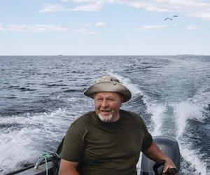Meet Jerry the Bayman - one of Jeremy Charles's Wild Bunch