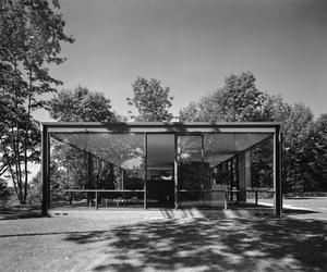 Ezra Stoller's Modern America: The Glass House