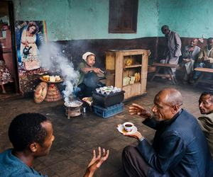 How Steve McCurry captured the lives of coffee growers