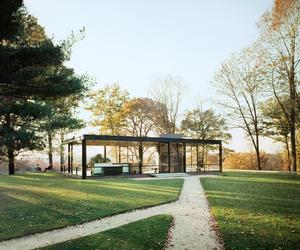 Philip Johnson, the Glass House, and its dark secrets