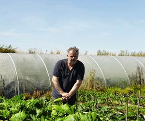 Want to garden like Stephen Harris? Then grab some seaweed