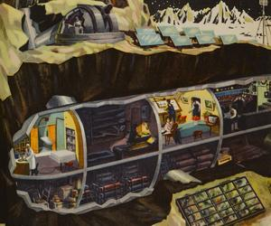Soviet Space Dreams: Spreading Communism from the Moon