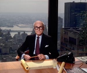 All you need to know about Philip Johnson: A Visual Biography