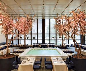 The New York restaurant where Philip Johnson held court