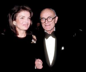 Philip Johnson and Friends: Jackie O