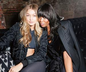 How to get Gigi Hadid and Naomi Campbell out on Halloween