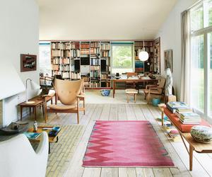 Finn Juhl's living room is one of The NY Times' most influential spaces