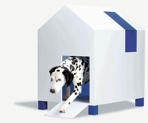 These doghouses will make your home look good too