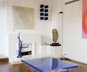 The apartment where Yves Klein turned décor into art