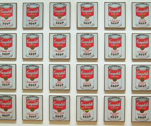 The fascinating story behind Andy Warhol's soup cans