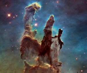 Should we look at deep space images as works of art?