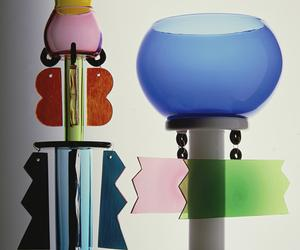 How Ettore Sottsass took a shine to glass