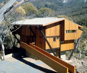 Mid-Century Modern World: Thredbo Ski Lodge