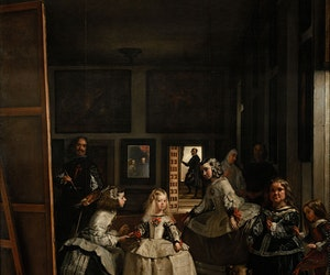 The true meaning of Las Meninas by Velázquez