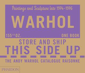 Andy Warhol Catalogue Raisonné, Volume 4