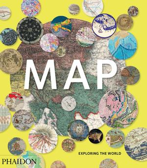 Map: Exploring The World (Gift Boxed)